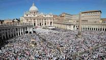 Vatican takes first steps running pope-less church