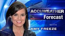 AccuWeather: Clearing for the weekend