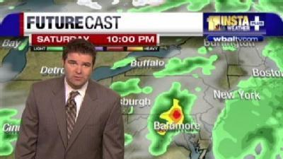 Futurecast: Lowell Breaks Down Weekend Storm Chances