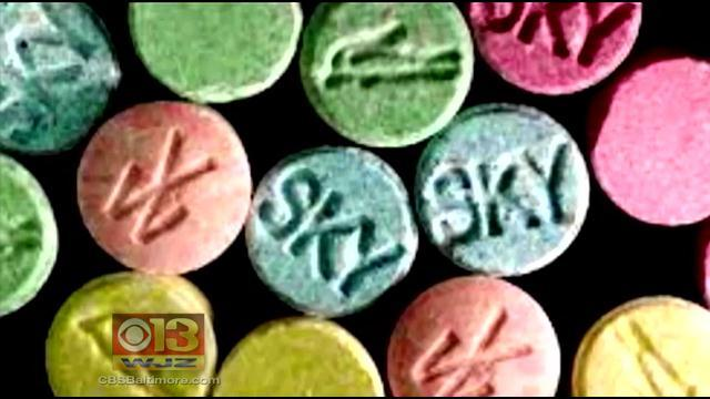 Experts Warn Party Drug 'Molly' Rampant In Maryland