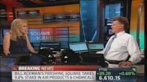 Ackman's Pershing Square takes 9.8% stake in Air Products