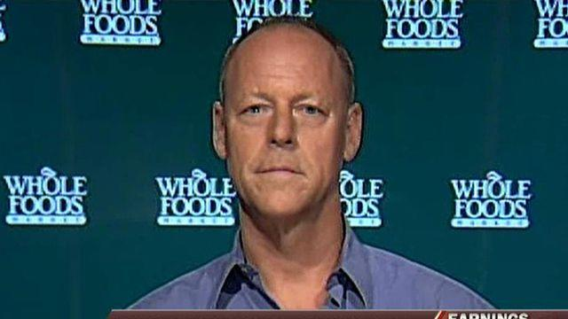 Whole Foods Co-CEO: We are Seeing Accelerating Growth