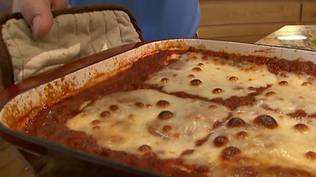 'World's Best Lasagna' Taste Test