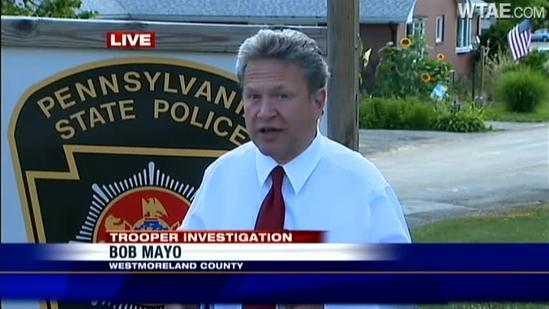 Pennsylvania State Police corporal in Greensburg suspended