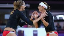 Grudge match for Beach Volleyball gold?
