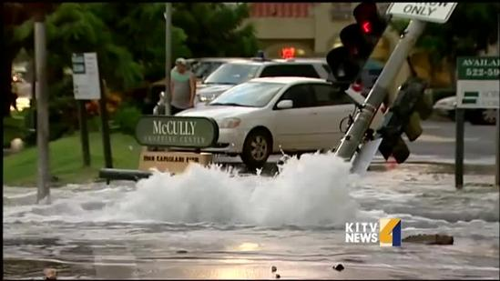 Officials discuss why McCully watermain repair took a long time