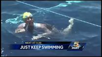 Swimmer intends to try Cuba-to-Florida swim again