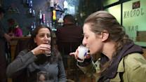 Ladies Night in Amman, A Broad Abroad