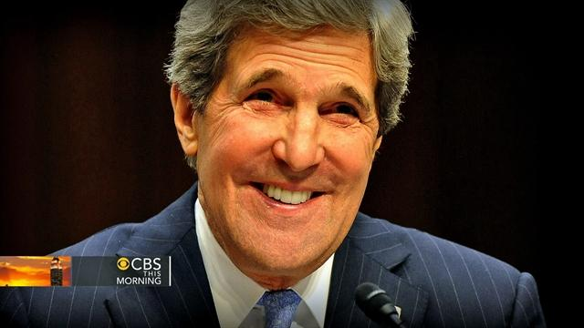 Kerry Sec. of State confirmation expected today