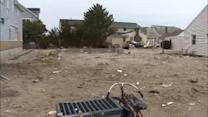 NJ man reports house missing after Sandy