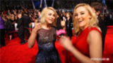 Video: Julianne Hough On Her PCAs Dress & Upcoming Valentine's Romance