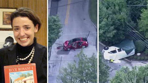 Interboro High School teacher charged in fatal Lower Merion Twp. crash