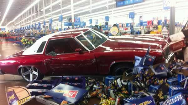 SJ police investigate car crash, assault at Walmart