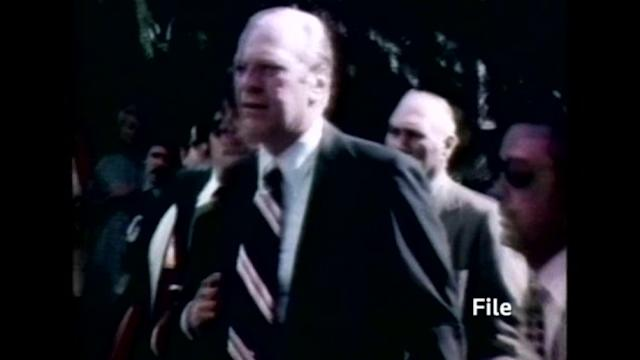Interview with President Gerald Ford's would-be assassin released