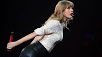 Taylor Swift Sexiest RED Tour Fashion