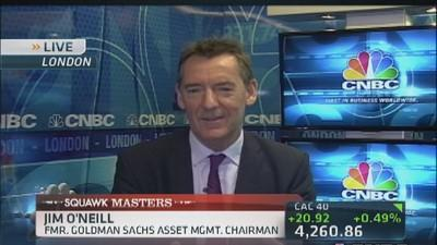 O'Neill: Make bets on the 'new China'