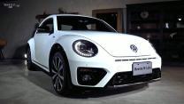 【新車速報】用可愛與帥氣征服世界!新年式Volkswagen Beetle R-Line傳奇再現