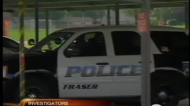 Fraser officers didn't break law