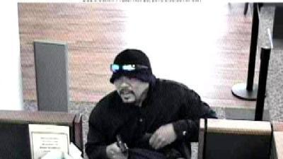 Man Accused Of Robbing 4 Banks In Less Than A Year
