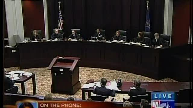 Supreme Court hears pension case
