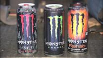 A downer for energy drinks