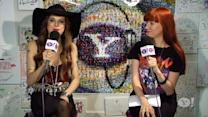 Juliet Simms Exclusive Interview, Pt. 2
