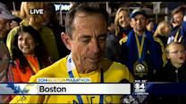 Boston Marathon Director Runs For Martin Richard