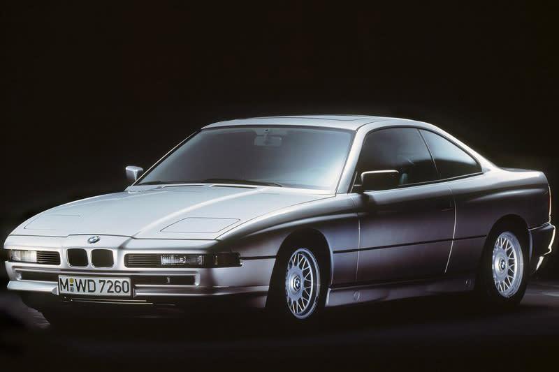 1989年發表的E31 8 Series到現在還是許多人的夢中情車。