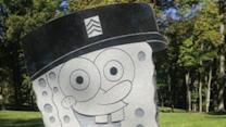 Family, Cemetery Fight Over SpongeBob Headstones