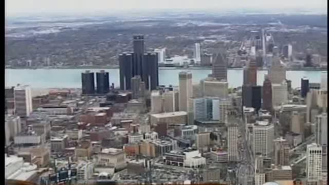 Detroit Police crime crackdown