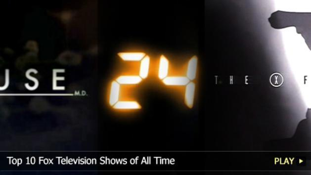 Top 10 Fox Television Shows of All Time