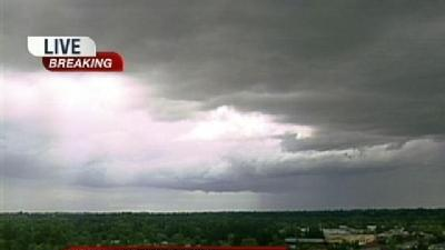 Mark Finan Chases Storms In Capital Region