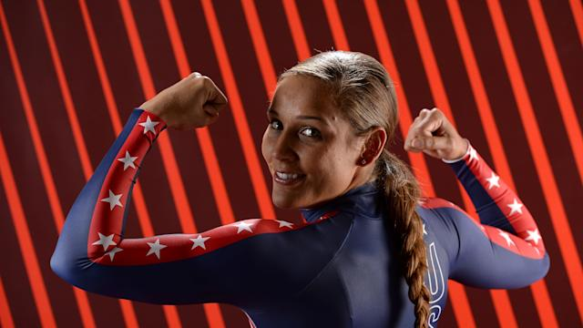 Lolo Jones exposes food given to athletes