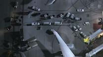 Explosion at LAX: 4 Dry Ice Bombs Found