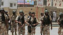 Pakistani Forces Repel Attack Near Karachi