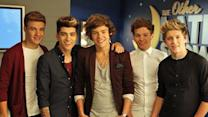 One Direction team up with Drew Brees for Pepsi
