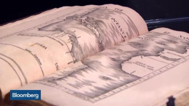 Christopher Columbus Atlas Could Go For $1 Million