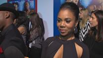 Regina Hall Talks Shooting The Wild Scenes In 'About Last Night'