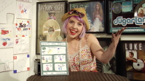 Idol Illustrated with Joey Cook
