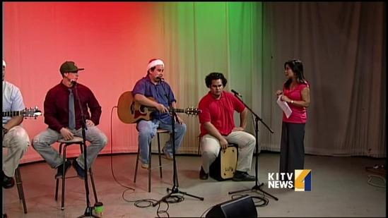 Smooth Remedy brings the holiday tunes