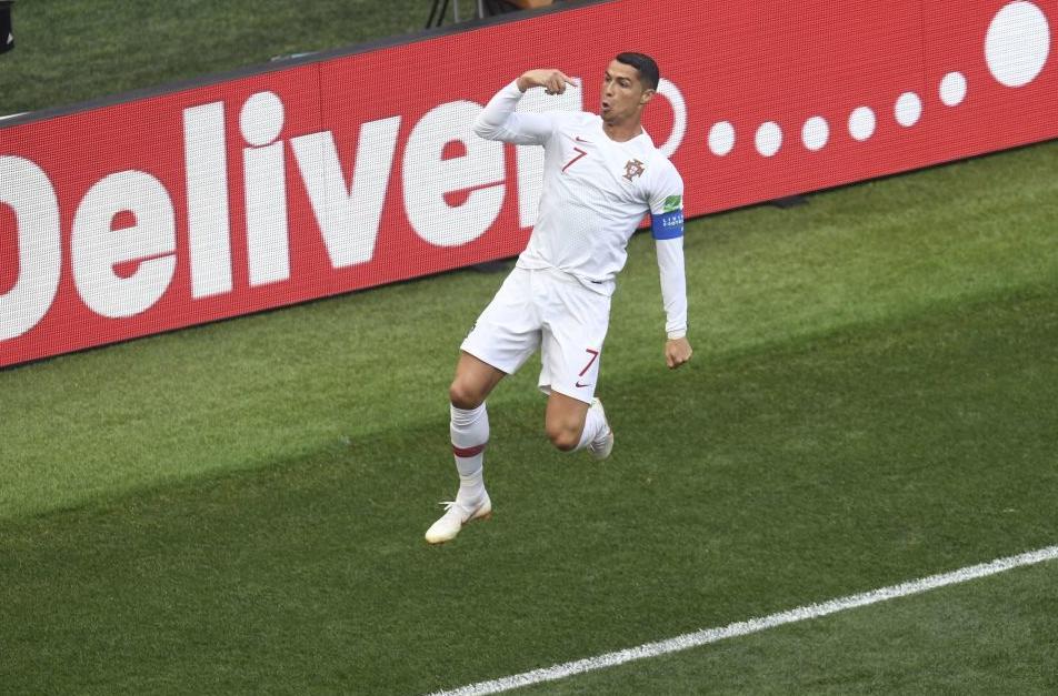 【世盃戰報】C朗入波成歐洲入球王 帶領葡萄牙險勝摩洛哥