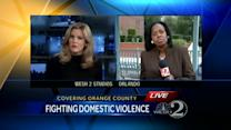 Commission meets to discuss domestic violence problem