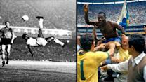 Memorable Moments: Pelé's greatest World Cup moments