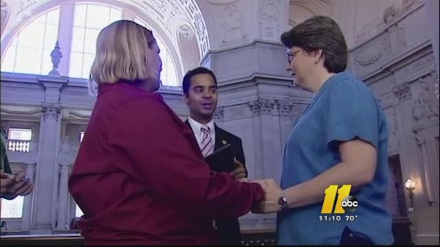 Gay marriages could begin by next week in Va., is North Carolina next?