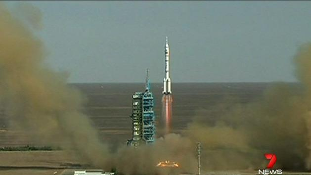 China begins longest space mission