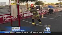 Firefighters gather in Ontario for combat challenge