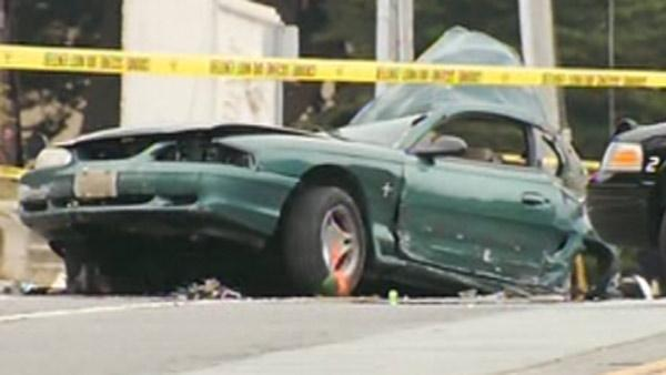 Three dead after vehicle accident in Colma