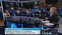 Bank of America's number blunder