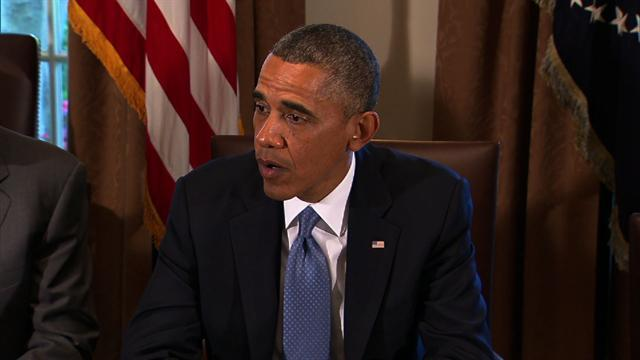 Obama: Military sexual assaults