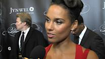 Alicia Keys Celebrates Keep A Child Alive's 10th Annual Black Ball